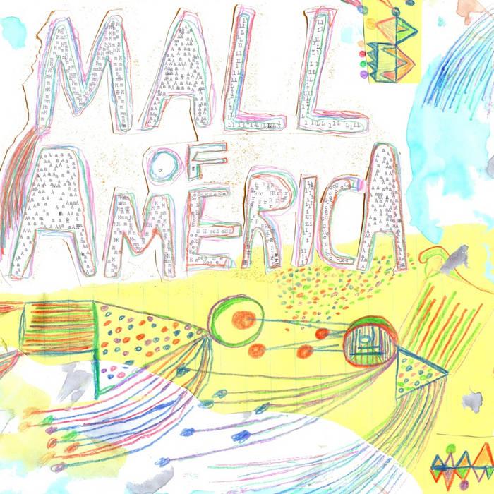 MALL OF AMERICA cover art