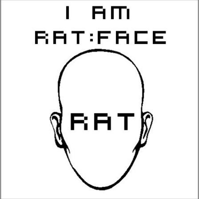 I am Rat:Face EP cover art