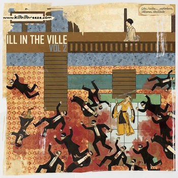 Ill In The Ville Vol. 2 cover art
