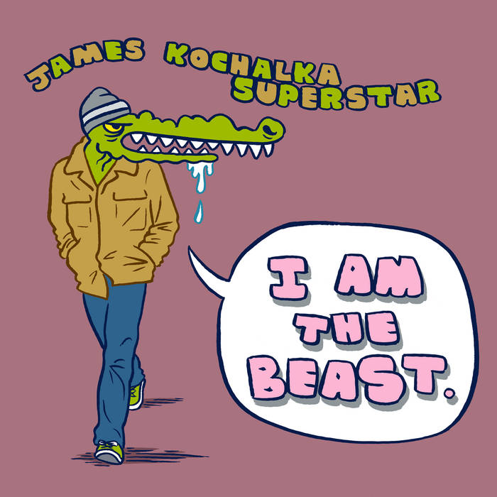 I Am the Beast cover art