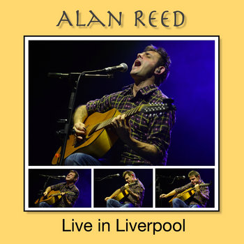 Live in Liverpool cover art