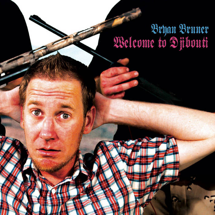 Welcome to Djibouti cover art