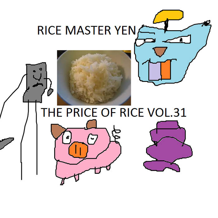 THE PRICE OF RICE VOL.31 cover art