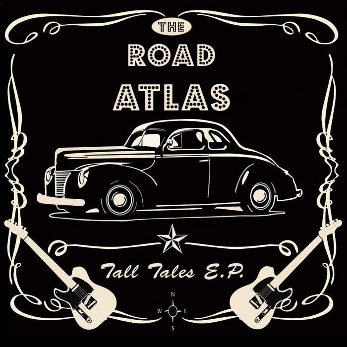 Tall Tales E.P. cover art