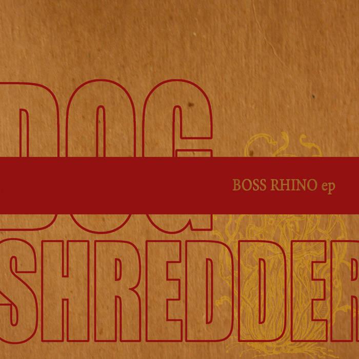 Boss Rhino EP cover art