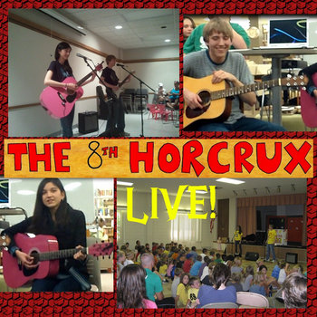 The 8th Horcrux Live cover art