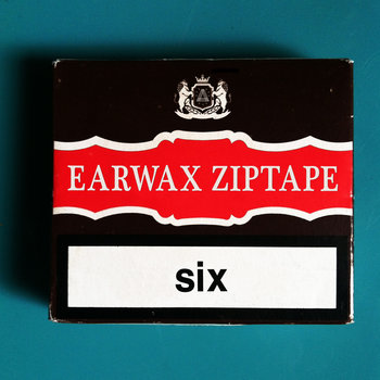 EARWAX ZIPTAPE SIX cover art