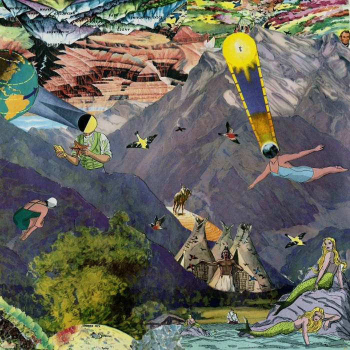 Miss You In The Mountains cover art