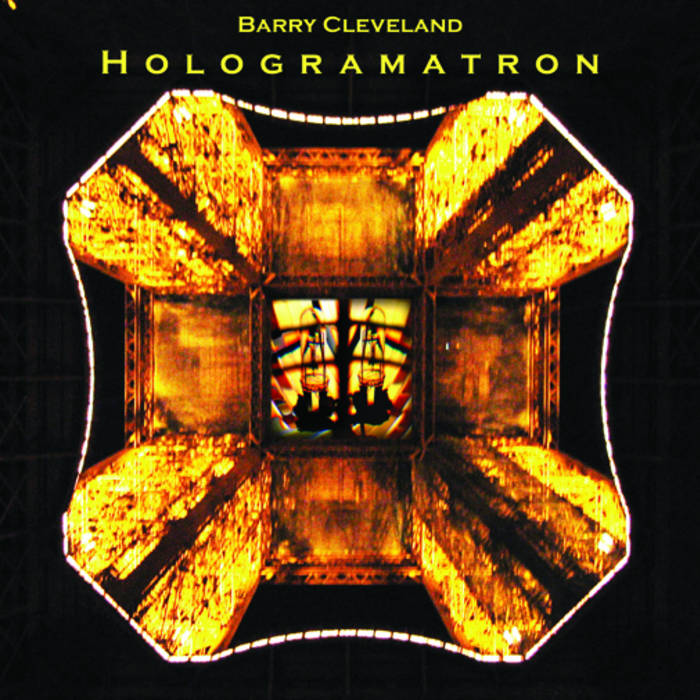 Hologramatron cover art