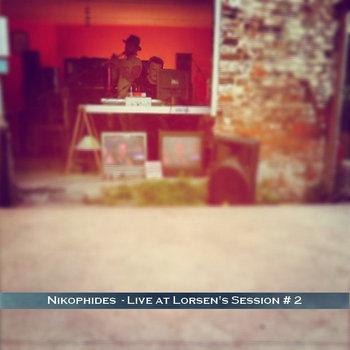 Nikophides Live at Lorsen's Session # 2 cover art
