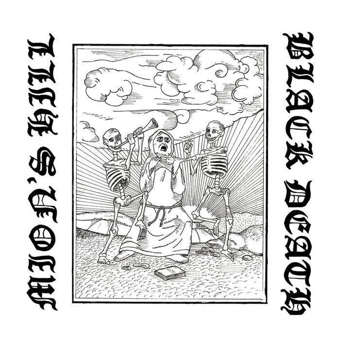 Black Death cover art