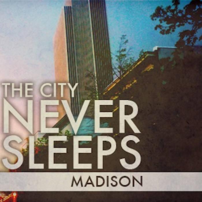 Madison cover art