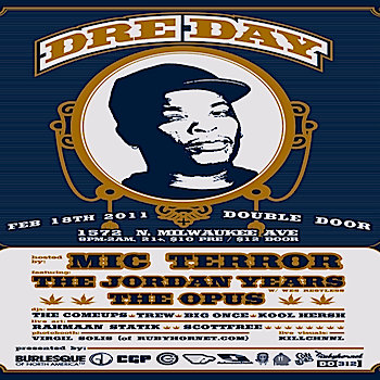 Dre Day 2011 cover art