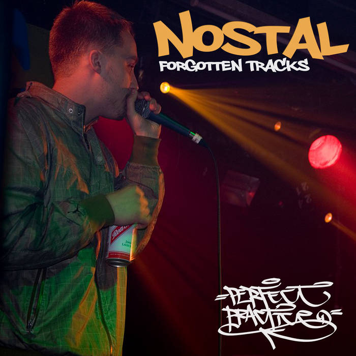Nostal - Forgotten Tracks cover art
