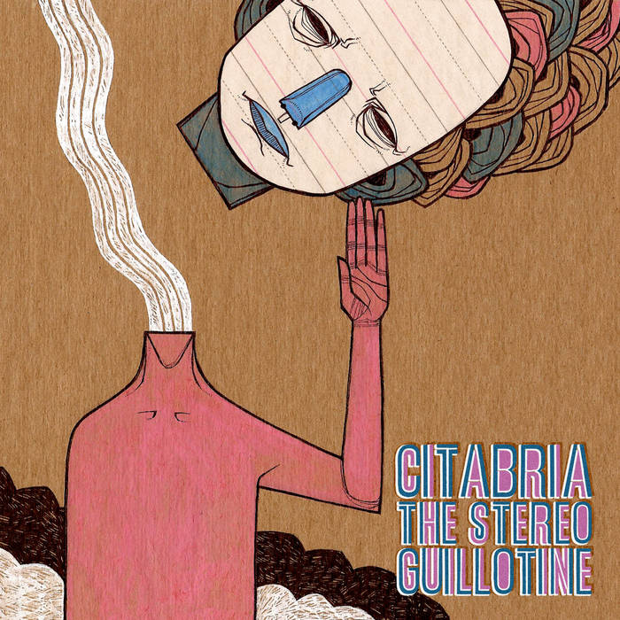The Stereo Guillotine cover art