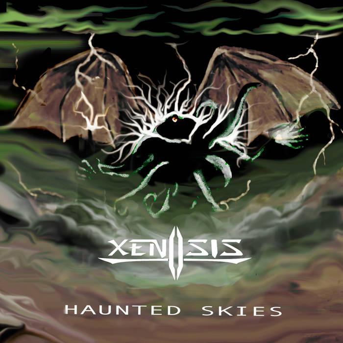 Haunted Skies cover art