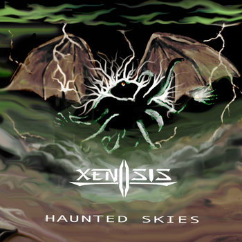 Haunted Skies cover art