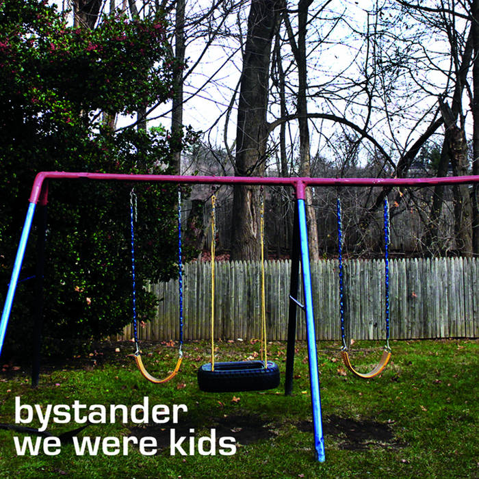 We Were Kids - EP cover art