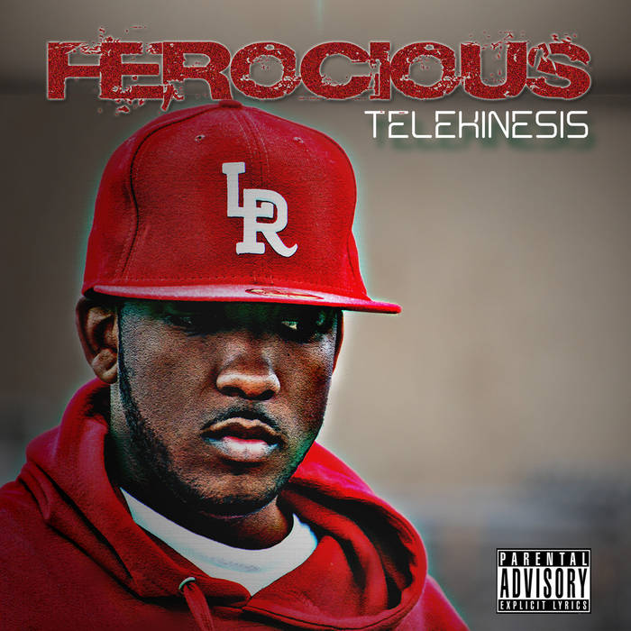 Telekinesis cover art