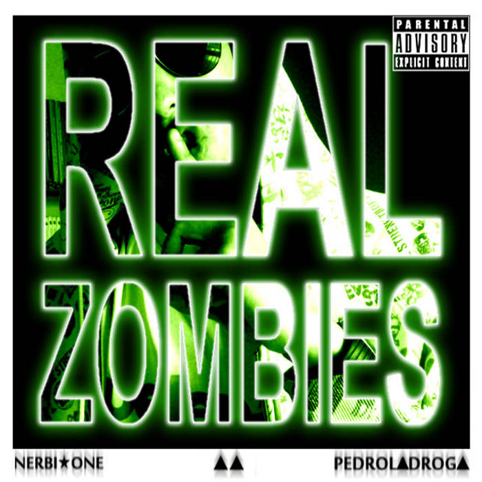 REAL ZOMBIES [LAB0007] cover art