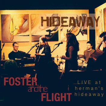 Hideaway (LIVE) cover art