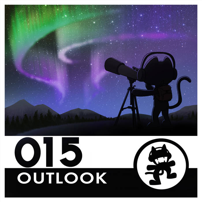 Monstercat 015 - Outlook cover art