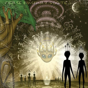 Fierce Imaginary Oddities - V.A. (Catawampus Records) cover art