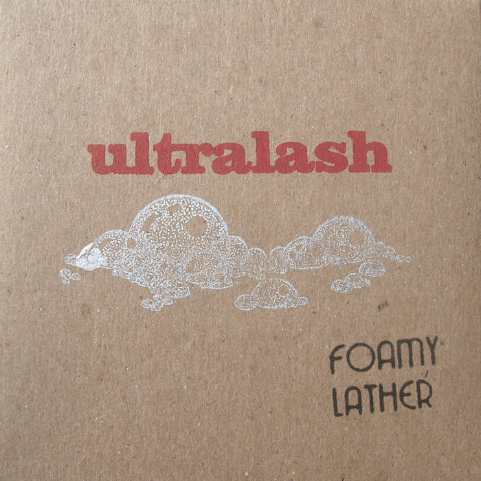 Foamy Lather (2008) cover art