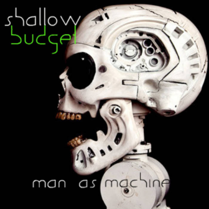 Man as Machine cover art