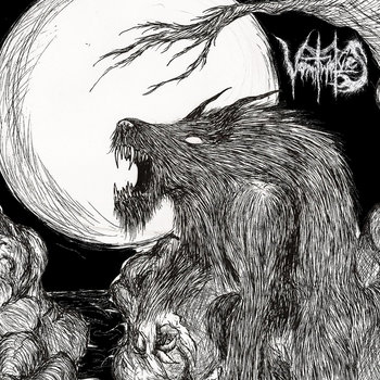 Vomitwolves: Vomitwolves cover art