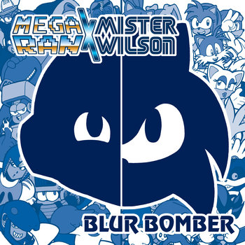Blur Bomber cover art