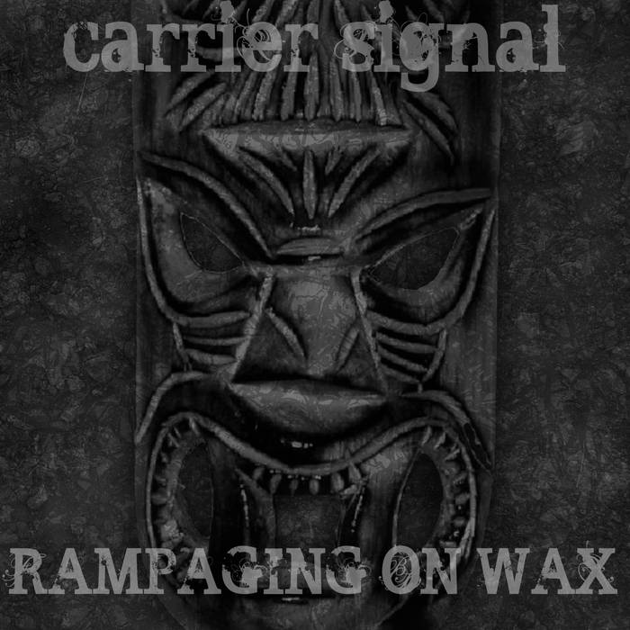 Rampaging on Wax cover art
