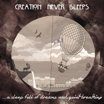 ... a sleep full of dreams and quiet breathing cover art
