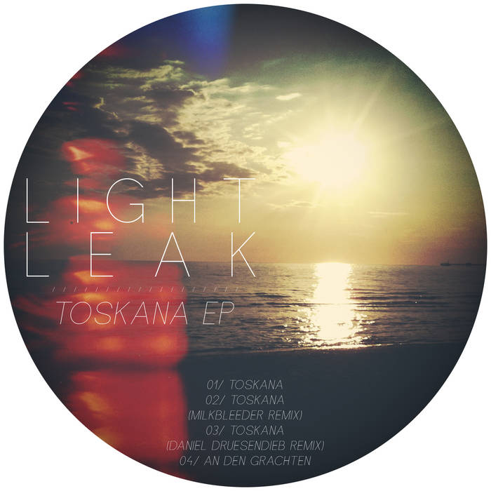 Toskana EP cover art