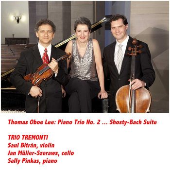 Piano Trio No. 2 ... Shosty-Bach Suite (2012) cover art