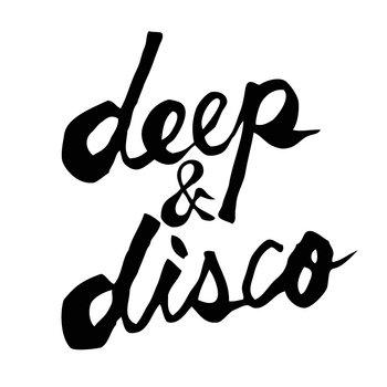 Deep&Disco Edits cover art