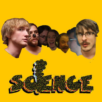 The Science Project cover art