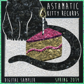 Asthmatic Kitty Digital Sampler, Spring 2014 cover art