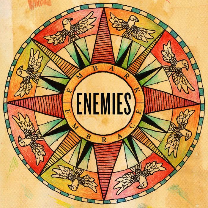 Embark, Embrace cover art
