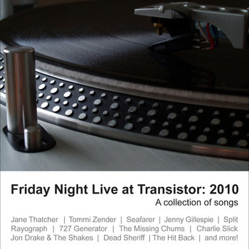 Friday Night Live at Transistor: 2010 cover art