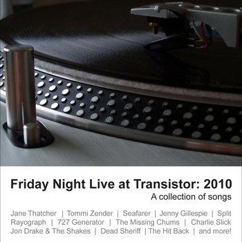 Friday Night Live at Transistor: 2010 cover art