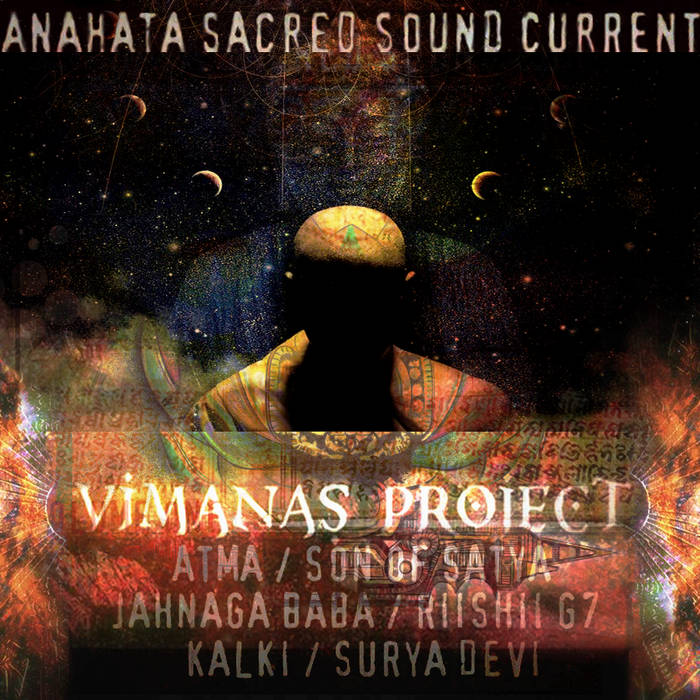 Vimanas Project Vol. 1 cover art