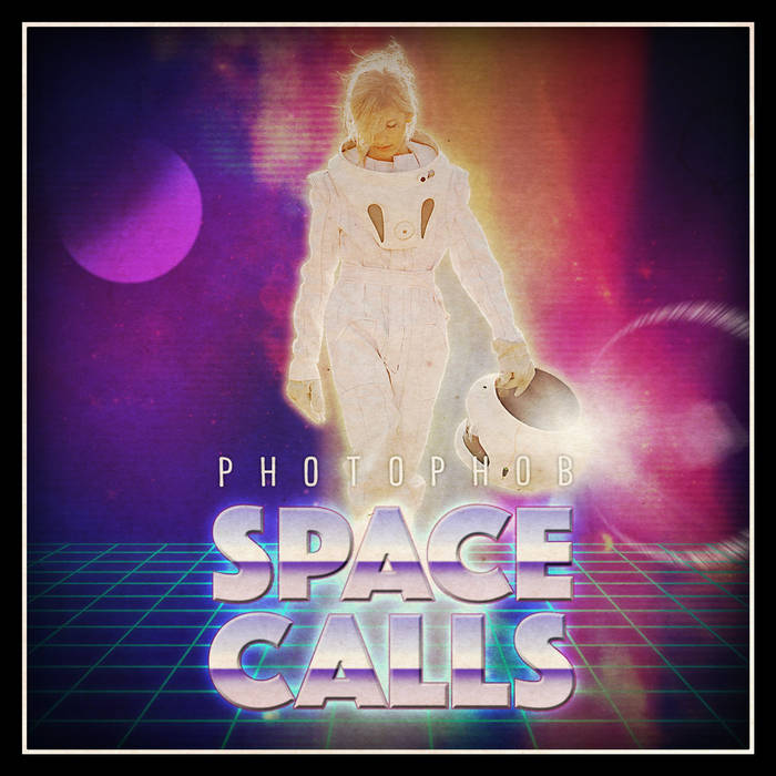 SPACE CALLS cover art