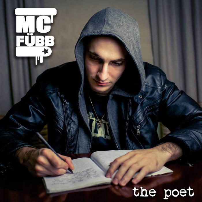 the poet [EP] cover art