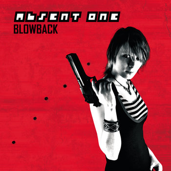 Blowback cover art