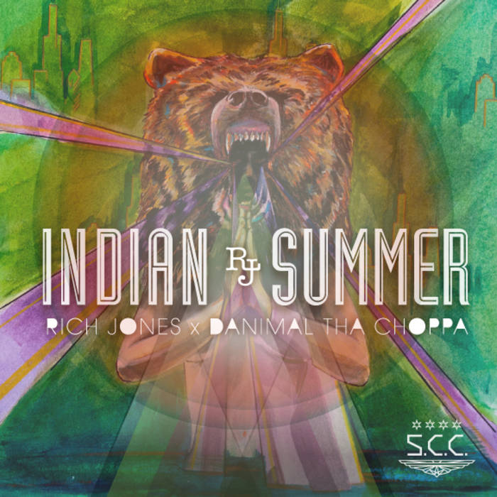 Rich and Danimal Make a Mixtape: Indian Summer cover art