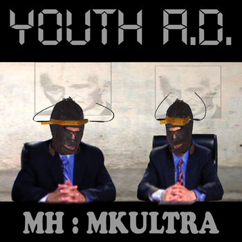 MH: MKULTRA cover art