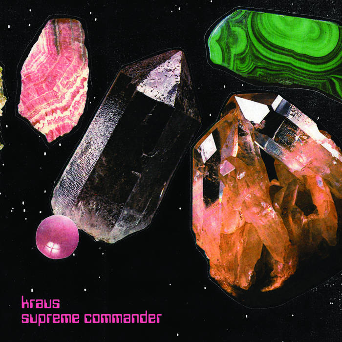 Kraus - Supreme Commander cover art