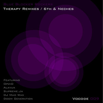 Therapy Remixes / 6th & Neches cover art