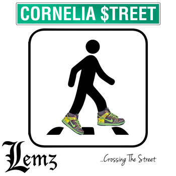 ...Crossing The Street cover art